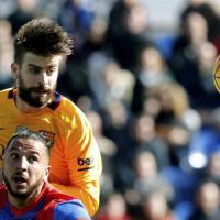 Barcellona, Piquè incorona Totti: