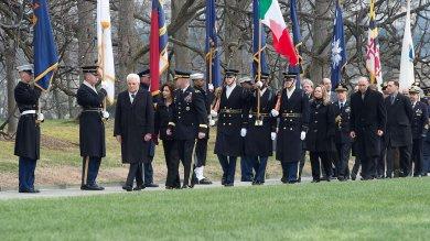 Mattarella da Obama: all'ordine del giorno il ruolo dell'Italia in Libia e la lotta all'Is