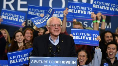 Primarie Usa, domani in New Hampshire Sanders e Trump favoriti nei sondaggi