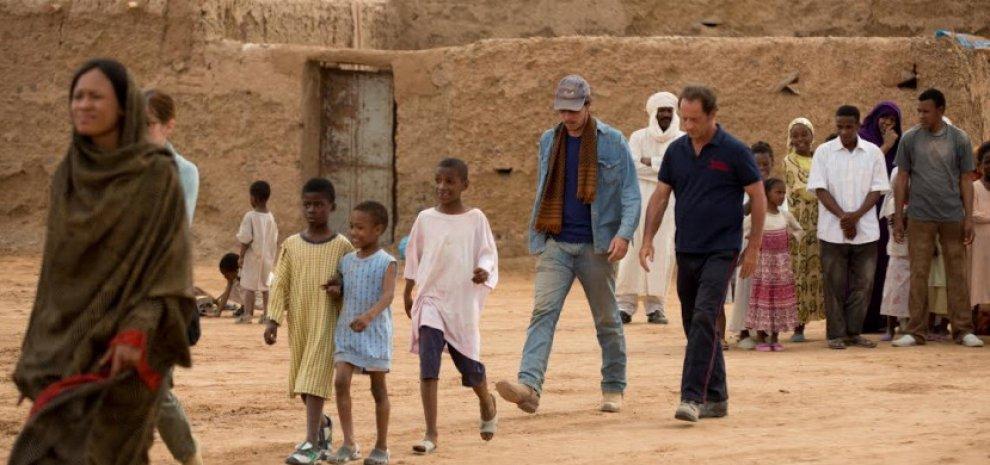 """Vincent Lindon, un """"cavaliere bianco"""" in Africa: """"Un'esperienza ad alto tasso emotivo"""""""