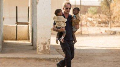 """Vincent Lindon, il mio 'cavaliere bianco'  In Africa """"un'esperienza molto emotiva"""""""