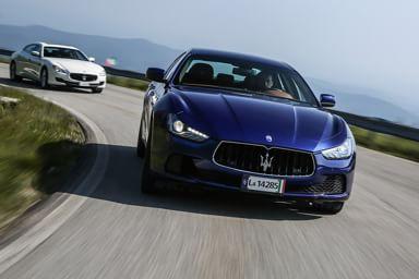 Maserati, vendite in crescita