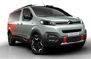 Hyphen, la SpaceTourer Citroën è una tribù che balla