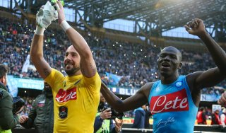 Napoli, è la settimana più lunga: ''Con la Juve senza paura''