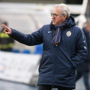 """Verona, Delneri ci crede: """"La salvezza sarebbe un'impresa ma possiamo riuscirci"""""""