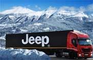 Jeep Winterproof Tour, in pista con i 4x4