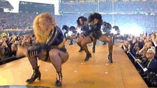 Scivolone (quasi) evitato   Beyoncé è una Black Panther