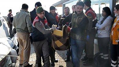 Turchia, anche 11 bambini tra le vittime del nuovo naufragio nell'Egeo
