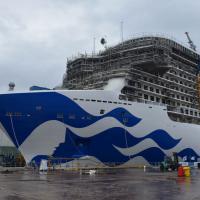 "Fincantieri vara la ""Majestic Princess"". La prima nave pensata per le crociere in Cina"