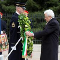 Italia-Usa: Mattarella arrivato alla Casa Bianca. A breve colloquio con Obama