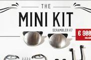 Mini Kit per Guzzi V7, quante idee