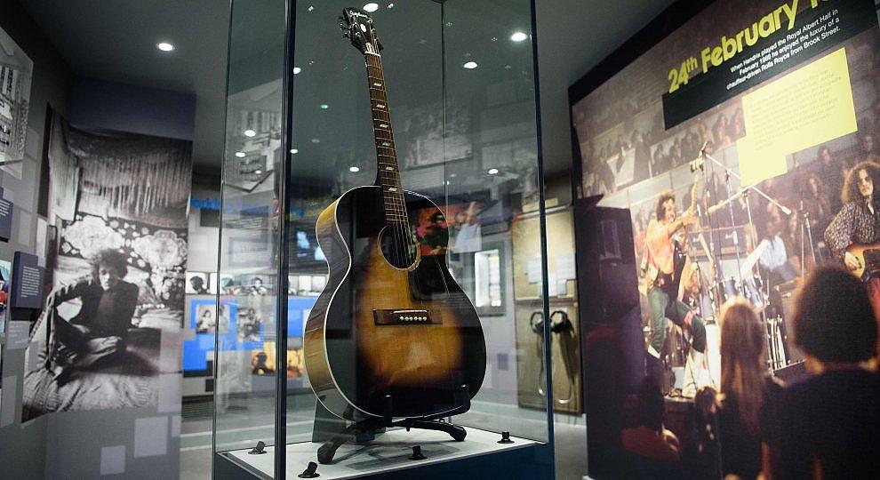 Londra. Hendrix-Händel, 2 musicisti per 1 museo-  foto