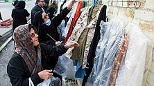 """""""Muri della gentilezza""""  in Iran per aiutare  i poveri e i senzatetto   di SARA FICOCELLI"""