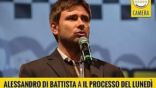 Ceccarelli: la svolta del M5s Di Battista al Processo del Lunedì