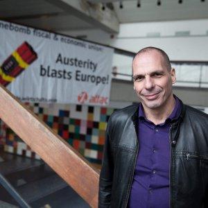 """Yanis Varoufakis: """"La mia battaglia parte dal basso, cambiamo le regole per salvare l'Europa"""""""