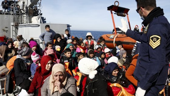 Migranti, il piano hotspot della Ue non può funzionare: ecco la simulazione interattiva