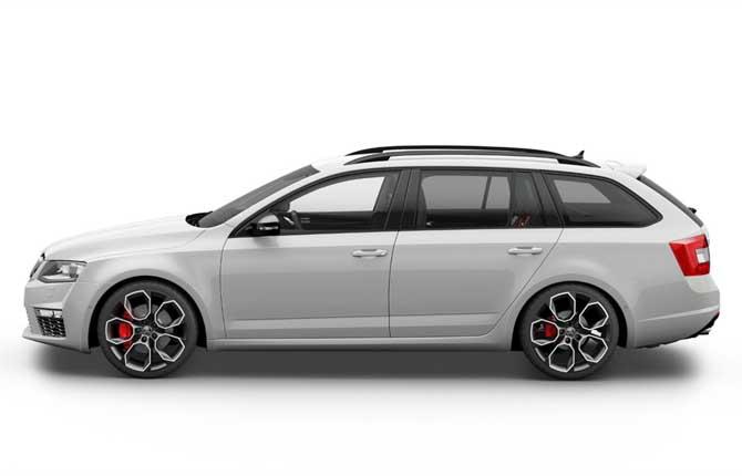 Škoda rilancia la versione wagon 4x4 della octavia rs - repubblica.it