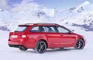 Škoda rilancia la versione Wagon 4x4 della Octavia RS