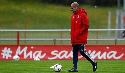 Guardiola, quell'annuncio  che ha steso City e Bayern