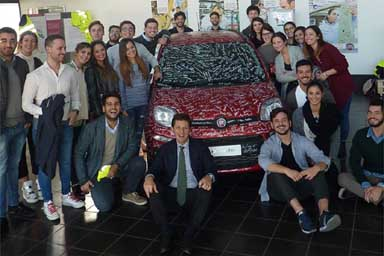 """Rush finale per """"Millennials and cars: the future of the car and the car of the future"""""""