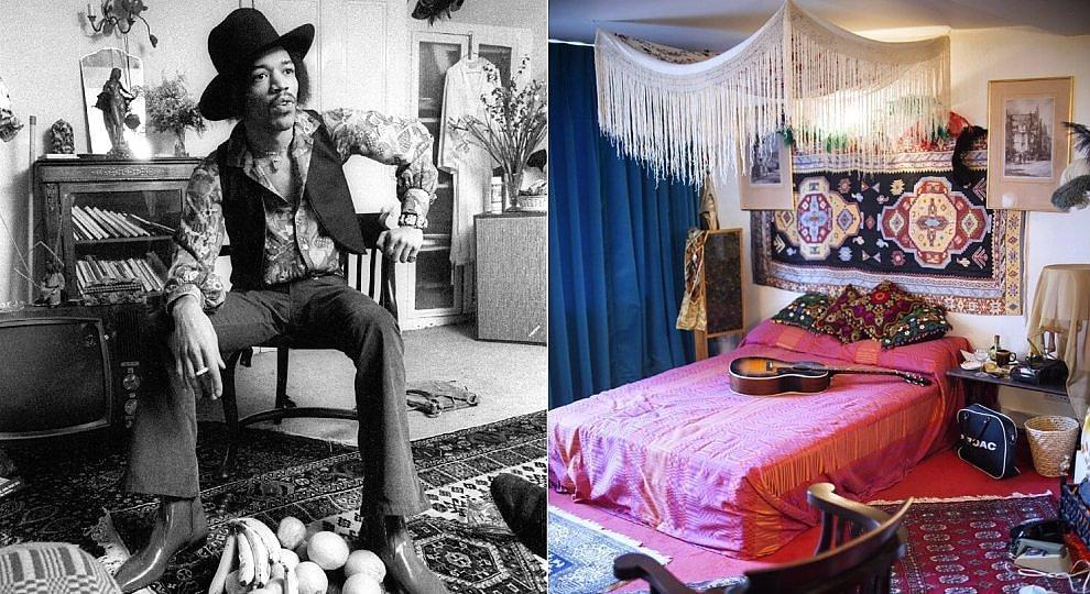 Il museo Hendrix-Händel -   ft