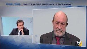 Galimberti vs Formigoni: ''Quando dice 'checca' commette un reato''