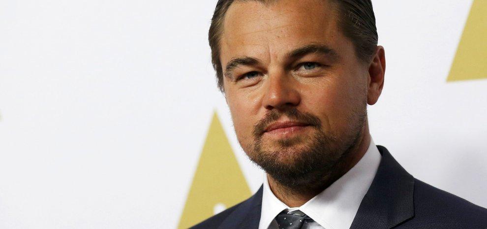 """DiCaprio, fascino e talento a caccia dell'Oscar. """"Non conta il successo ma darsi da fare"""""""