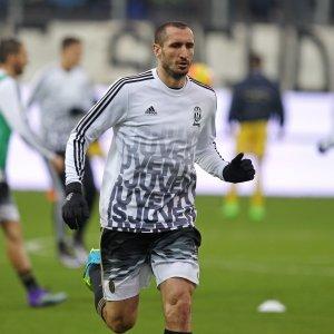 Juventus, Chiellini salta Napoli e Bayern. Buffon: ''Importante è non perdere''