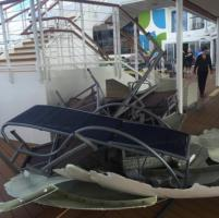 Usa, nave da crociera sorpresa da uragano: i danni a bordo