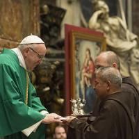 Giubileo, il Papa ai missionari della misericordia: