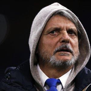 """Sampdoria, Ferrero: """"Non vendo, denuncio i mandanti"""""""