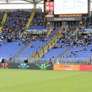 Stadio Olimpico: barriere forse via dal prossimo campionato