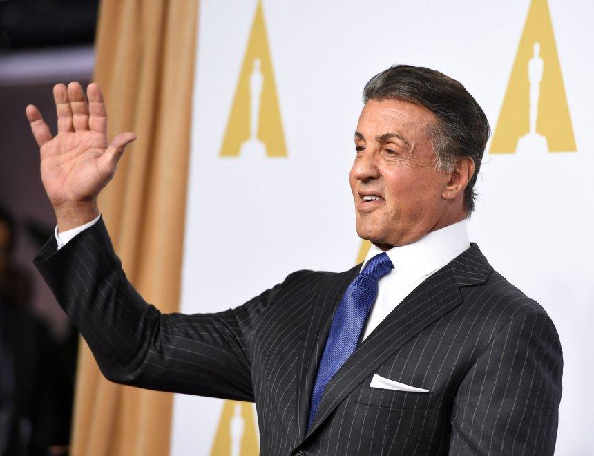 """""""Oscar troppo bianchi"""", ma Sylvester Stallone non boicotterà la cerimonia"""