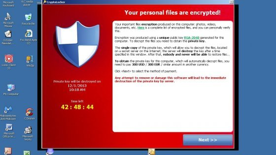 Virus pc, c'è una nuova ondata di Cryptolocker. Ecco come difendersi