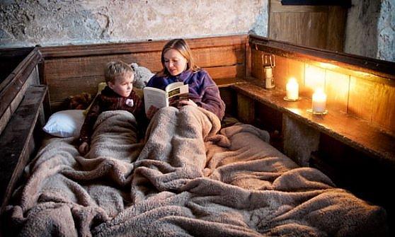 Monasteri, cattedrali; dieci ex luoghi sacri in cui dormire