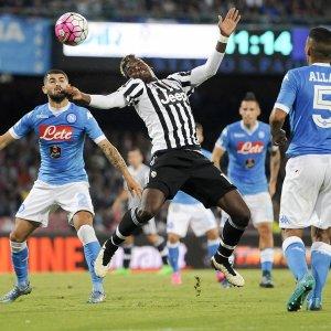 La sfida sui social dice Juve. Reina spot di Napoli
