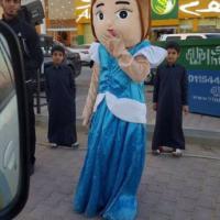 Arabia Saudita, la bambola gigante ha il volto e le braccia scoperte: la polizia la arresta