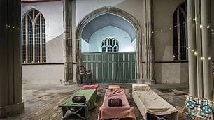 Da Cambridge al Vietnam   foto   Il monastero diventa b&b  di SIMONE COSIMI