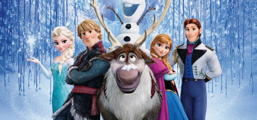 """Aspettando """"Frozen 2"""", nel 2018 arriva il musical"""