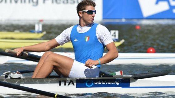 """Canottaggio, l'annuncio shock di Giuseppe Abbagnale: """"Mio figlio Vincenzo sarà squalificato per doping, salterà Rio"""""""