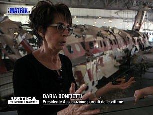 """Il doc su Ustica a """"Matrix"""". Film di Martinelli ad aprile"""