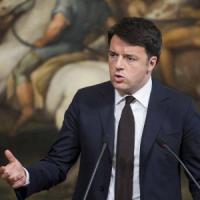 """Renzi: """"La Ue sbaglia, di sola austerity si muore"""""""
