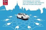 Nissan Romexcite, il maxi tour è ambientale