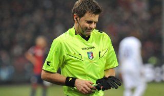 Juventus-Napoli perde l'arbitro: Rizzoli dà forfait. Al suo posto Orsato