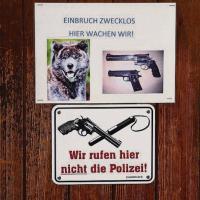 Svizzera, commerciante esasperato dai furti espone cartello: