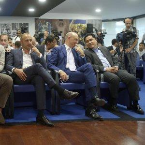 Inter, Thohir: ''Cerco nuovi soci''. Moratti: ''Non vendo le mie quote''