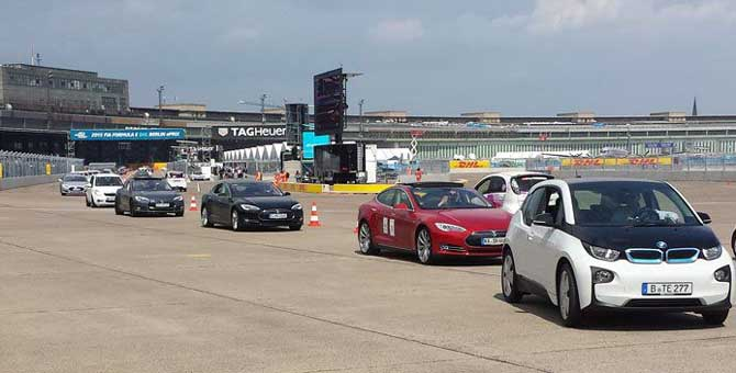 """""""Wave-Trophy"""", il Rally di veicoli elettrici più grande del mondo"""
