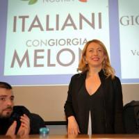 """Giorgia Meloni: """"È un complotto per Marchini, primarie o andiamo da soli"""""""
