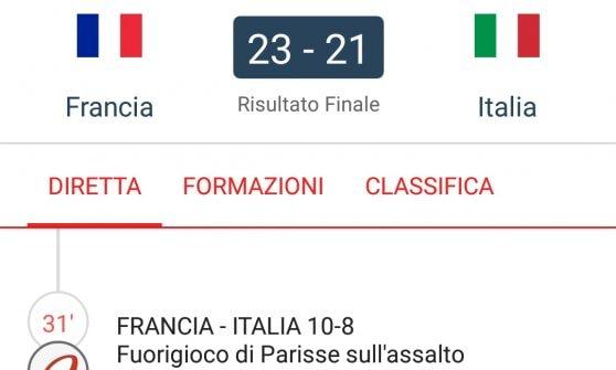 Repubblica Sport LiveScore: per essere aggiornati su tutti gli sport 24 ore su 24