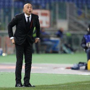 """Roma, Spalletti avverte: """"Risultati, o avremo fallito tutti"""""""